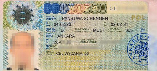GRANICA: Fałszywe oświadczenia powierzenia pracy oraz wiza