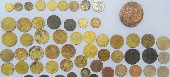 Zabytkowe monety w bagażu Ukraińca. Najstarsze z XVIII wieku