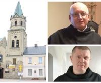 Zmiana gwiardiana w sanockim klasztorze o. Franciszkanów. ZBIGNIEW KUBIT: Sercem pozostanę w Sanoku (WYWIAD)