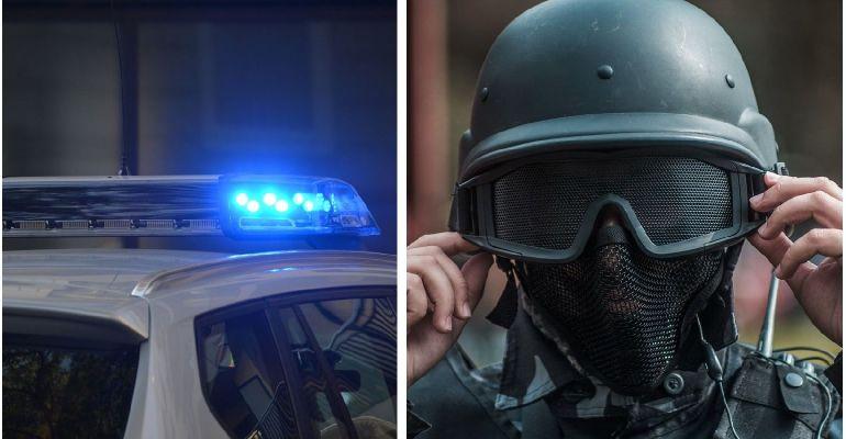 Alarm bombowy w kinie. Policjanci nie znaleźli nic podejrzanego