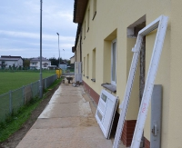 BESKO24.PL: Powstaje mini centrum sportowo-rekreacyjne. Zamiast starego hotelu siłownia oraz sale do gier