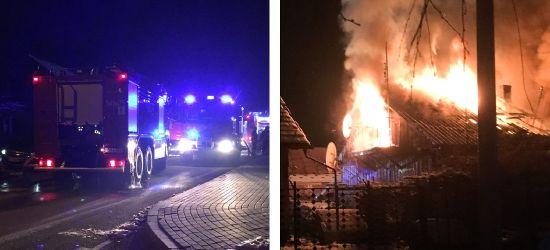 Dom spłonął doszczętnie. Stracili wszystko. Potrzebna pomoc!