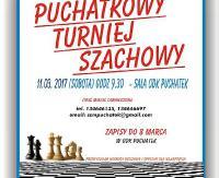 NASZ PATRONAT: Puchatkowy turniej szachowy