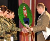 Ślubowanie 20 nowo przyjętych funkcjonariuszy Straży Granicznej (ZDJĘCIA)
