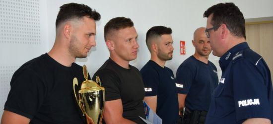 Policjanci z Leska najlepsi na Podkarpaciu! (ZDJĘCIA)