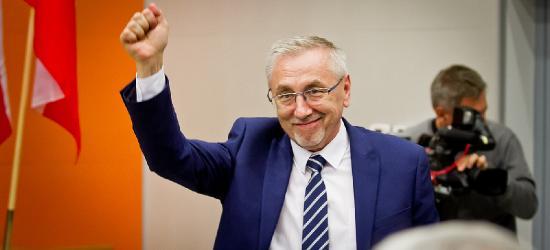 KONWENCJA PIS: Mocny przekaz, zdecydowane poparcie dla Tadeusza Pióro (FILM, ZDJĘCIA)