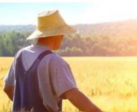 """Powiedz stop upadkom! Wspólnie dla Bezpieczeństwa Wsi """"Gospodarstwo Rolne – Bezpieczne Miejsce Pracy""""."""
