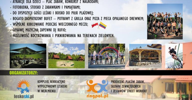 NIEDZIELA / LESKO SUMMER&SKI: Aktywne rozpoczęcie wakacji WORKOUT START!