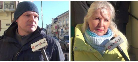 """SANOK: """"Do wtorku bez jedzenia"""". Klienci o zamknięciu banku (VIDEO, SONDA)"""