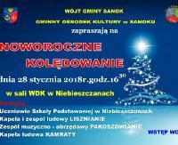 Noworoczne Kolędowanie w Niebieszczanach