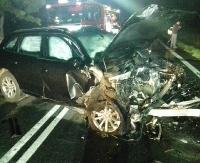 Groźny wypadek na Malinkach. 4 osoby w szpitalu (ZDJĘCIA)