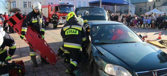 Można pomóc strażakom z Sanoka. Przygotowali specjalny klip (VIDEO)