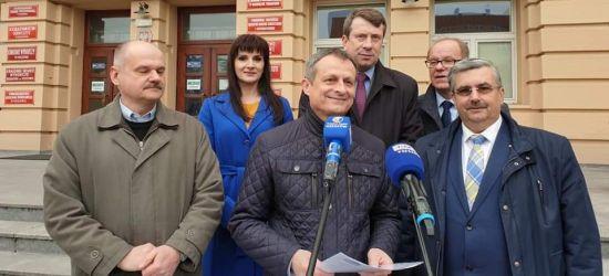 Koalicja Europejska zarejestrowała eurolisty. Elżbieta Łukacijewska startuje z ostatniego miejsca (FOTO)