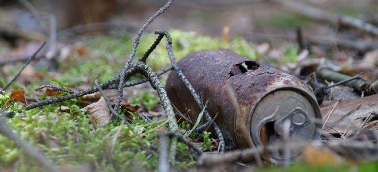 Nawet 5000 zł kary za śmiecenie w lesie! (FOTO)
