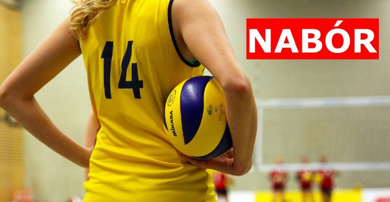 SANOK. Nabór do klasy sportowej o profilu siatkarskim dla dziewcząt