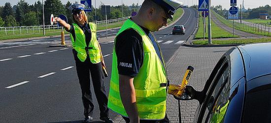 92 pijanych kierowców, jedna osoba nie żyje. Boże Ciało na podkarpackich drogach
