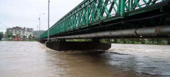 UWAGA: Rzeki mogą przekroczyć stany ostrzegawcze