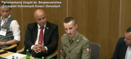 """ŻOŁNIERZ Z PODKARPACIA UJAWNIA: Presja w armii na podawanie preparatu? """"Umarł żołnierz"""""""