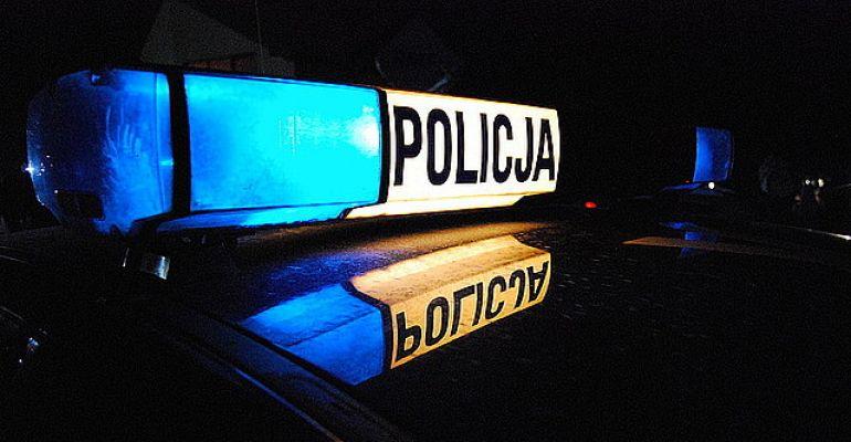 REGION: Tragiczny wypadek. Zginął pieszy i motocyklista