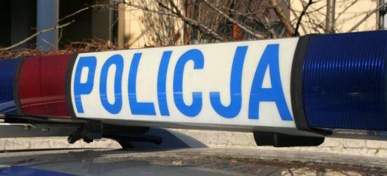 REGION: Pijany kierowca uciekał przed policjantami