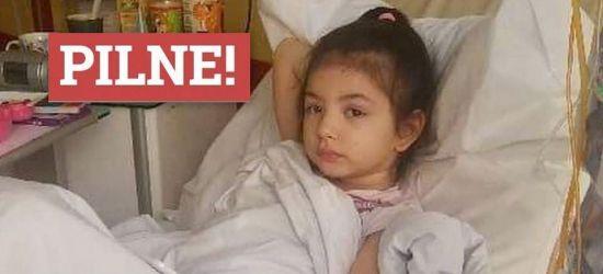 UWAGA: Potrzebna krew dla 7-letniej sanoczanki chorującej na białaczkę! UDOSTĘPNIJ