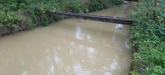 Zanieczyszczenie wody w gminie Komańcza. Sołtys: Firma Budimex robi biznes, a my mamy cierpieć!