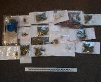 Mieli przy sobie blisko 40 gramów marihuany. Usłyszeli już zarzuty (ZDJĘCIA)