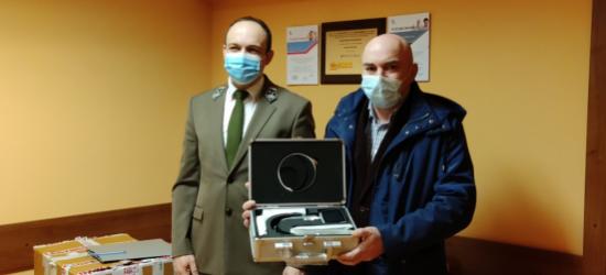 Sprzęt dla sanockiego szpitala. Wideolaryngoskop i nowoczesne łóżka (ZDJĘCIA)
