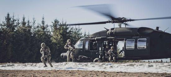 Terytorialsi z Sanoka ćwiczyli z żołnierzami wojsk specjalnych! (ZDJĘCIA)