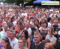 AGROBIESZCZADY 2016: Góralskie rytmy w Lesku. Baciary rozgrzały publiczność (FILM)