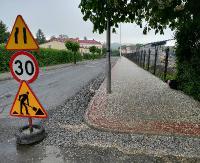 Wycięto 21 drzew przy ul. Żwirki i Wigury (ZDJĘCIA)