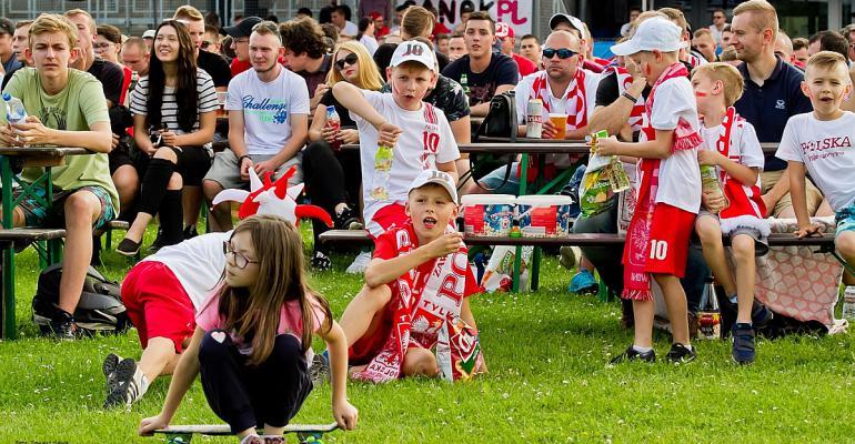 """Strefa Kibica na Torze Lodowym """"Błonie"""" (zobacz FOTO)"""