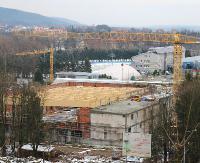 SANOK: Budowa basenów idzie zgodnie z planem. Pieniądze z Warszawy szybciej niż zakładano