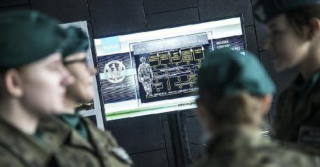 Po wielu chudych latach w końcu mamy wojsko w Sanoku. Trwa formowanie sanockiego batalionu Obrony Terytorialnej
