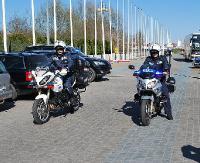 Sezon motocyklowy trwa. Policja apeluje o ostrożność