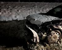 Zderzenie samochodów w Mokrem. Poszkodowane trzy osoby (ZDJĘCIA)