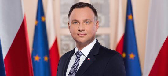 Prezydent Andrzej Duda w Bukowsku. Spotka się z samorządowcami