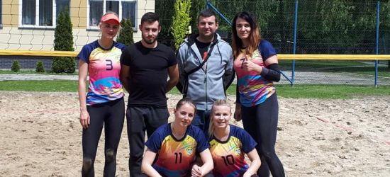 Studenci PWSZ rywalizowali w mistrzostwach Podkarpacia w siatkówce plażowej (ZDJĘCIA)