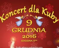 JUTRO: Koncert charytatywny w SP 3. Zagrają dla chorego Kuby