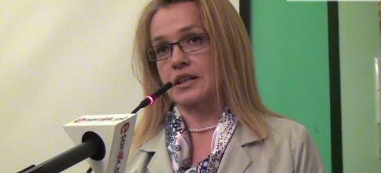 ALICJA WOSIK: Sanok musi stać się silnym centrum przemysłowym powiatu (FILM)