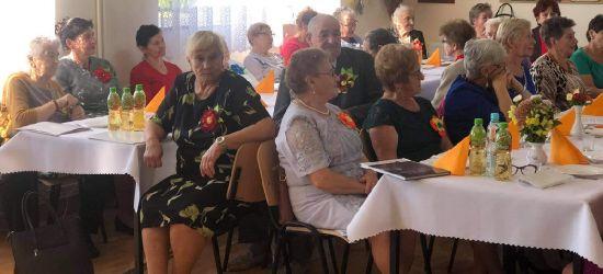 GMINA BUKOWSKO: Życie na emeryturze nie jest nudne!