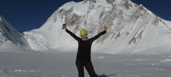 """,,Najwyższe góry świata"""" w Jasiu Wędrowniczku"""