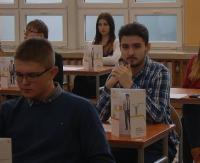 Jan Fill w finale Ogólnopolskiej Olimpiady Logistycznej! Sanoczanin powalczy z najlepszymi