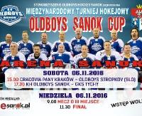 HOKEJOWE EMOCJE: Wkrótce międzynarodowy turniej oldboyów! Sanok zagra z Tychami