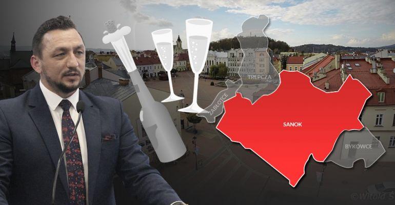 FELIETON: Lepiej nie mrozić szampana, by nie wywoływać chichotu diabła