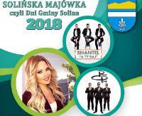 Szalony majowy weekend w gminie Solina! Gosia Andrzejewicz, Power Play, Shantel i inne atrakcje! (VIDEO)