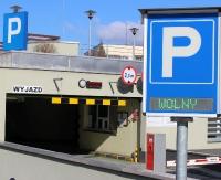 112 tys. zł straty parkingu wielopoziomowego w 2015 roku (FILM, ZDJĘCIA)