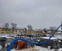 Z placu budowy wyłania się dworzec multimodalny (ZDJĘCIA)