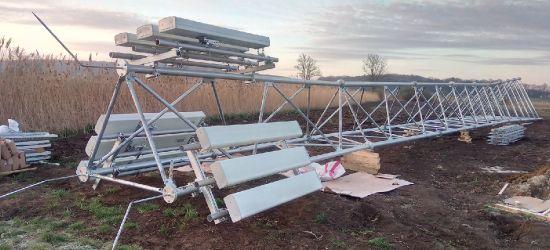 Potężny maszt i 13 anten. Niepokój części mieszkańców (ZDJĘCIA)
