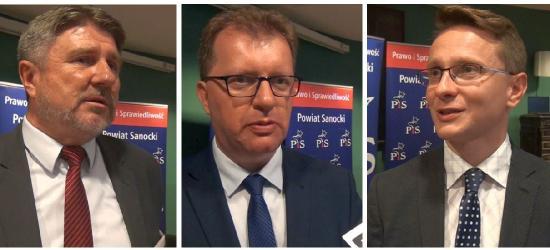 Posłowie o kandydaturze Tadeusza Pióro na burmistrza. Poparcie marszałka M. Kuchcińskiego i europosła T. Poręby (FILM, WYWIADY)